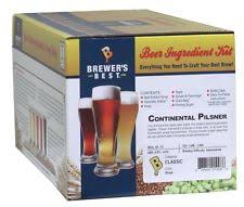 Brewer's Best Home Brew Beer Ingredient Kit - 5 Gallon - Continental Pilsner