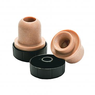 North Mountain Supply Bar Top Tasting Cork - Synthetic Pour Spout with Plastic Top